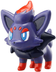 pokemon black white takaratomy figure zorua