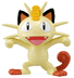 takaratomy pokemon monster collection figure meowth