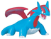 takaratomy pokemon monster collection figures salamencebohmander