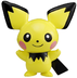 takaratomy pokemon monster collection figure pichu