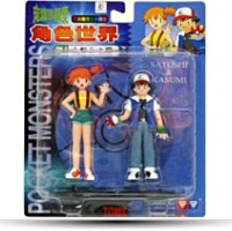 Buy Now 6 Pokemon Pocket Monsters Ash And Misty