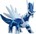 pokemon black white takaratomy figure dialga