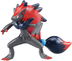 pokemon black white takaratomy figure zoroark