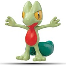 Pokemon Monster Collection Mini Figure