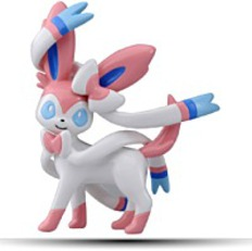 Buy Now Pokemon Sylveon Monster Collection Figure