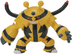 pokemon black white takaratomy figure electivireelekible
