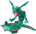 takaratomy pokemon monster collection figures rayquaza