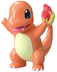 takaratomy pokemon monster collection figure charmanderhitokage