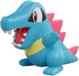 takaratomy pokemon monster collection figure totodilewaninoko