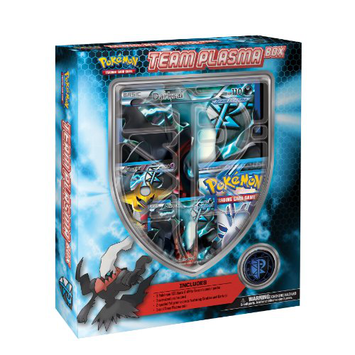 Team Plasma Box Playset
