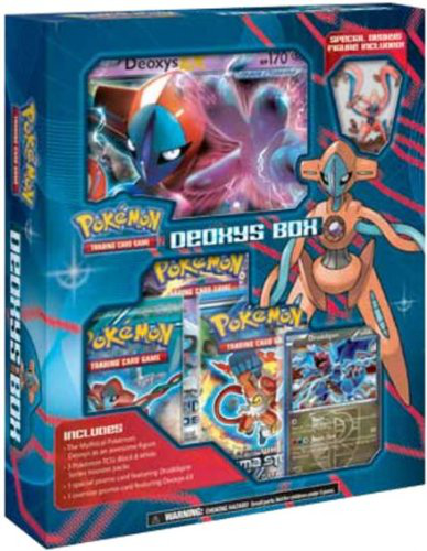 Deoxys Figure Box